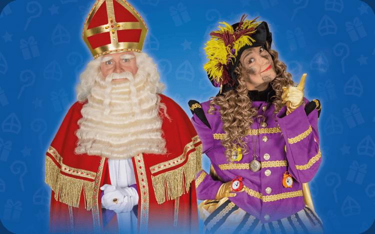 Huisbezoek Sinterklaas Amstelveen